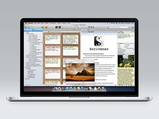 Easily craft long-form content with Scrivener 2, the preferred alternative to Microsoft Word