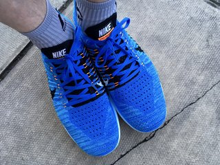 Nike Free RN Motion Flyknit sport new tech to deliver a more natural run