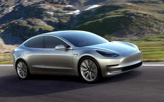 Tesla took 325,000 Model 3 preorders, says EVs are now mainstream