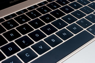 Apple's future MacBook keyboards could get rid of the keys altogether