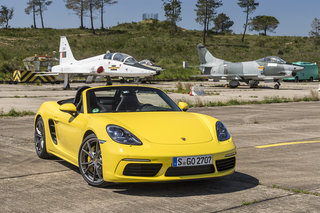 Porsche 718 Boxster first drive: 20 years on, it's still boxing clever