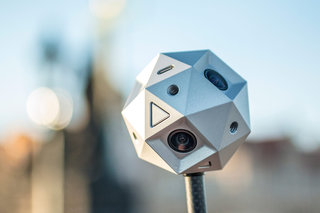 Sphericam creates live 4K VR video in 360-degrees, as if you were there
