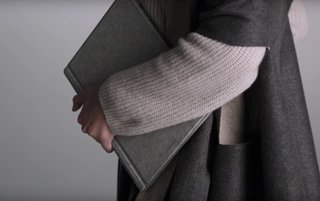 Microsoft's new Surface Signature Type Cover is cloaked in fancy Italian fabric