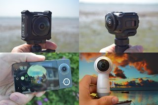 Best 360 cameras: The best VR and 360 cameras, no matter your budget