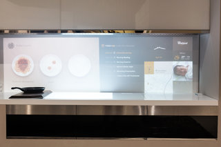 What could the kitchen of the future feature? Whirlpool just might have the answer