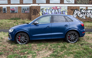 audi rs q3 performance first drive image 8