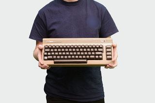 the commodore 64 is returning with a hdmi output handheld console version too image 2