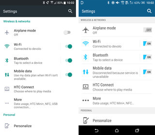 HTC Sense 8 0 vs Sense 7 0: New features tweaks and changes rev