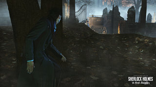 sherlock holmes the devil's daughter preview image 4