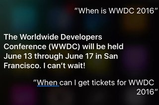 wwdc 2016 announced for 13 june by apple following siri tease image 2