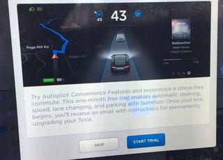 tesla now offers 1 month free autopilot trial to model s and x owners image 2