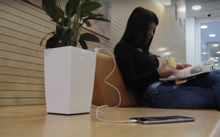Now you can turn any plant into a phone and tablet battery charger