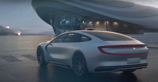 LeEco goes beyond its electric Aston Martin RapidE with new autonomous LeSEE car