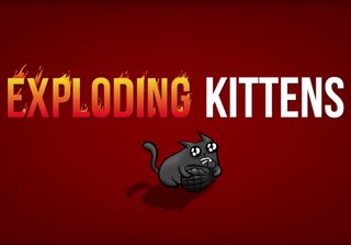 That crazy successful Exploding Kittens card game is now an Android app