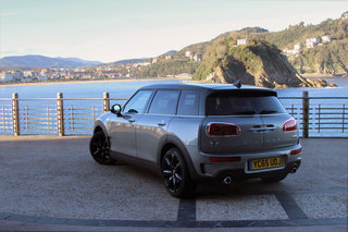 mini clubman review image 2
