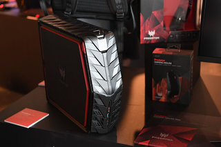 Acer Predator G1 desktop comes with its own suitcase... for first 1,000 punters