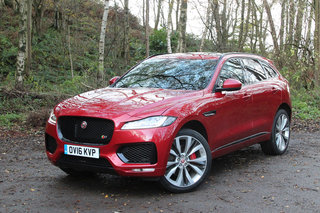 jaguar f pace review image 2