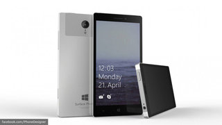 Windows Surface Mobile 'Juggernaut Alpha' leaks: QHD, 4GB, wireless charging, 21MP PureView and more