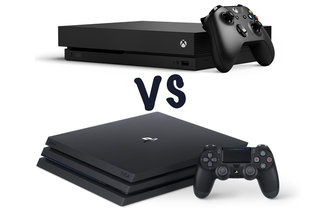 Pocket Lint Xbox One X Vs PS4 Pro Whats The Difference
