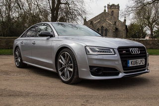Audi S8 Plus first drive: V8 power, and then some