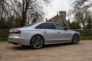 audi s8 plus first drive image 10