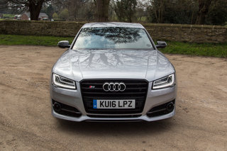 audi s8 plus first drive image 3