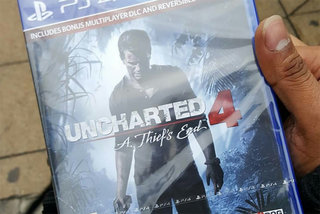 You can buy Uncharted 4 on eBay now, thanks to pre-order shipping error
