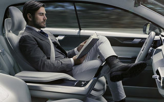 You'll be driving with autonomous Volvo cars on UK roads in 2017