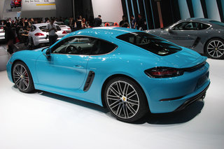 porsche 718 cayman preview image 2