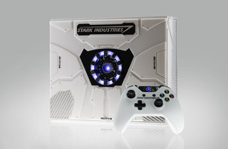 The Iron Man Civil War Xbox One is the best console you'll never own