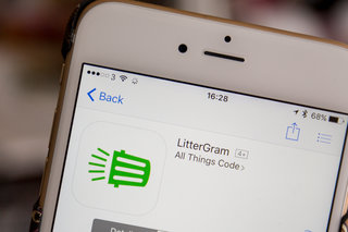 Instagram demands Littergram app name change, what a load of rubbish