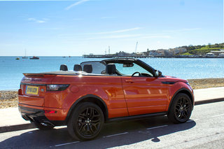 range rover evoque convertible first drive image 6