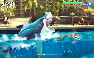 Hungry Shark World preview: App big fish makes a splash, you'll be hooked