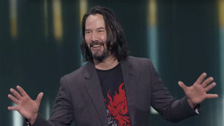 Xbox E3 2019 game trailers: Keanu Reeves, Project Scarlett, Halo Infinite and more