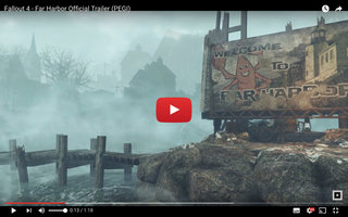 Watch the new trailer for Fallout 4's massive Far Harbor expansion pack