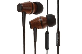 Style, simplicity and sound perfection: XTC In-Ear Genuine Wood headphones