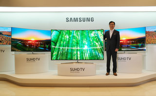 samsung tv ks8000. samsung 4k hdr tv choices for 2016: ks9000, ks8000, ks7500 and ks7000 compared tv ks8000 0