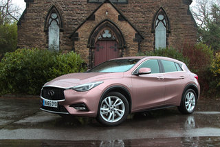 Infiniti Q30 first drive: To infinity and beyond?