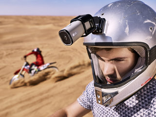 LG Action Cam livestreams over 4G, is 4K and works with YouTube Live