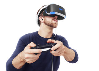 Sony won't be making a loss on PlayStation VR hardware, even at £350 a pop