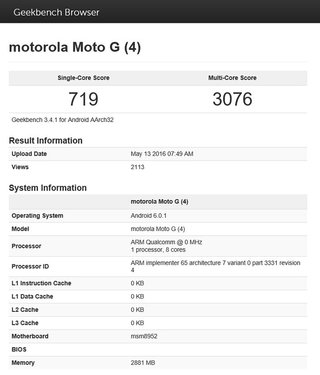 amazing motorola moto g4 and g4 plus leaks show design and specifications image 2