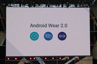 Google shows off Android Wear 2 0 update: standalone apps, hand