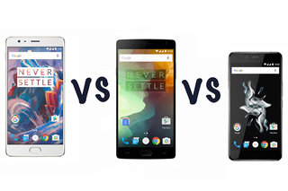 OnePlus 3 vs OnePlus 2 vs OnePlus X: Which should you choose?