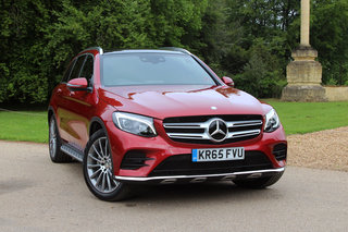 mercedes glc first drive image 2