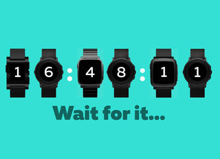 Pebble is announcing something today - what could it be?