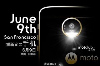 Lenovo trademarks Moto Z modular phone ahead of possible 9 June event