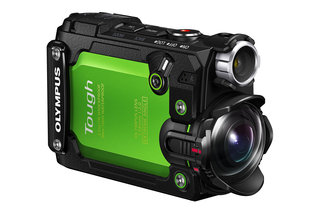 Olympus TG-Tracker 4K camera tracks your location, speed and much more
