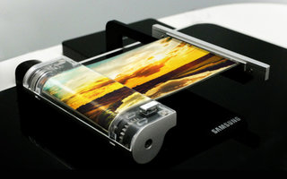 Samsung Galaxy X roll-out OLED screen shown off, just 0.3mm thin