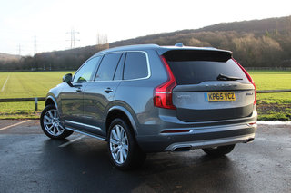 volvo xc90 review image 5