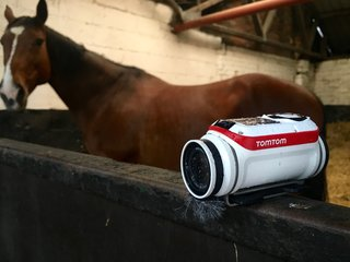 Pocket-lint Adventures: Eventing with the TomTom Bandit